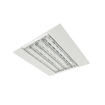 NASLI Lenis 4 x 14 W, zapuštěné stropní svítidlo