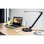 Stolní lampa Carmen NASLI, černá, 9 W, LED