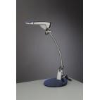 AKCE 5 % SLEVA Stolní lampa Ayako NASLI, modrá, 7W, LED