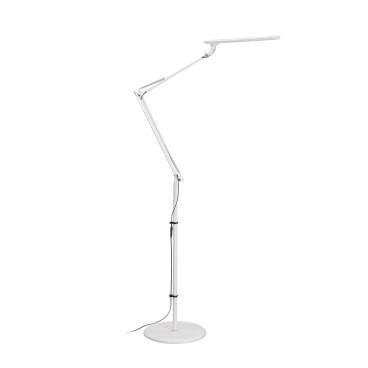 Stojanová lampa Tamie NASLI, bílá, 12W, LED