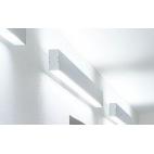NASLI Stella Sky 2 x 35/49/80 W, nástěnné svítidlo, elox