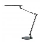 Stolní lampa Tamie NASLI s podstavcem, černá, 12W, LED