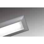 NASLI Gaudium Slim D 2x54 W, stropní závěsné svítidlo