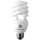 Plnospektrální úsporná kompaktní zářivka Ott-Lite, 20W