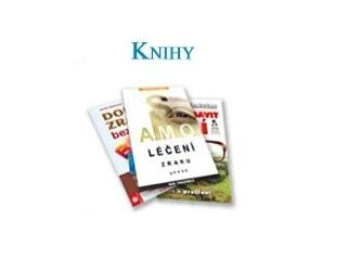 Knihy & DVD
